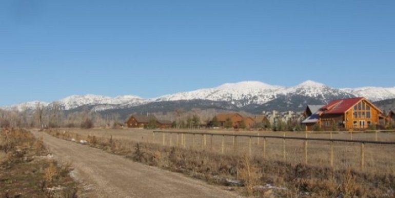 Community Trail At SE Property Line