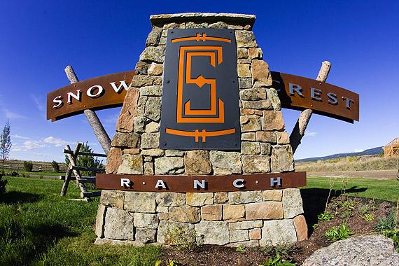 Snow Crest Ranch, Teton Valley, ID
