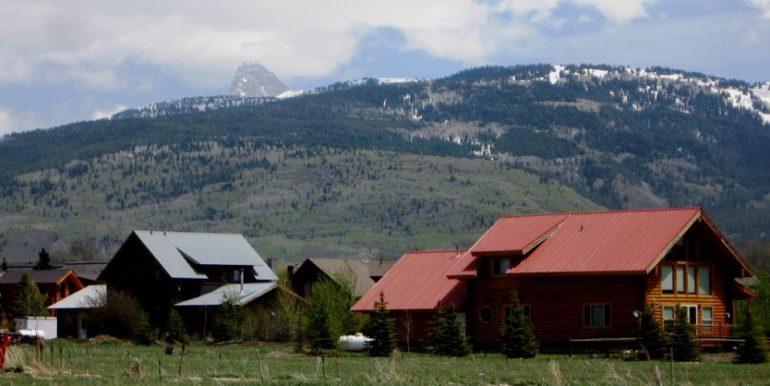 Top of Grand Teton