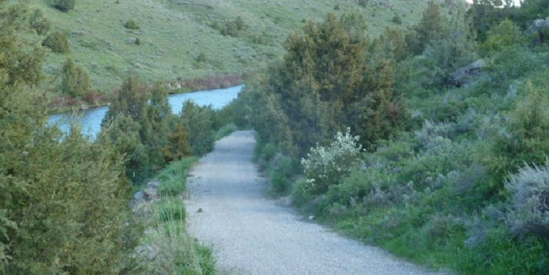 canyon pathway
